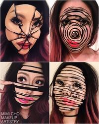 Maquillage et mal de tête