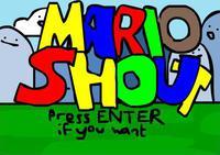 Mario Shout