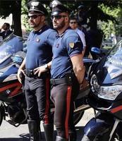 Policier italien