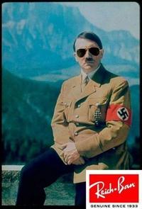 Les Reich-ban ne sont pas les lunettes de monsieur tout-le-monde.