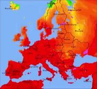 Météo en Europe cette semaine