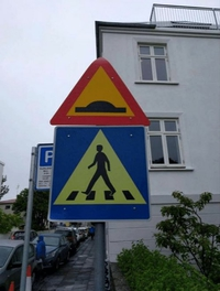Abduction warning
