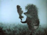 Le Hérisson dans le brouillard (Iouri Norstein)