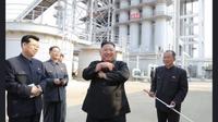 Des nouvelles de Kim Jong Un
