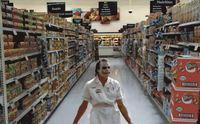 Quand ton supermarché change les articles de place