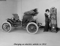 Recharger une voiture électrique