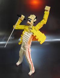 Freddy Lego Mercury