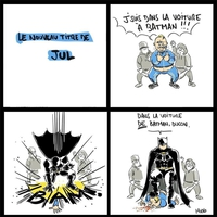 Merci Batman !