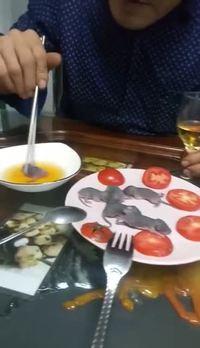 Salade fraîche asiatique