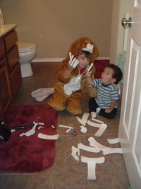 L'imagination des enfants
