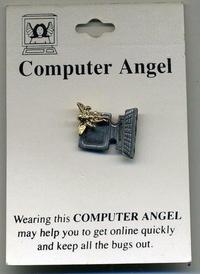 L'ange de l'ordinateur