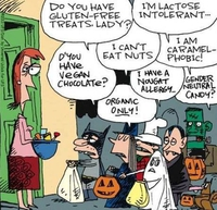 Haloween et ses traditions.