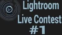 Lightroom Live Contest