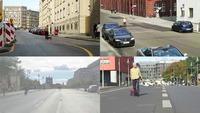 Bouchon virtuel sur Google Map