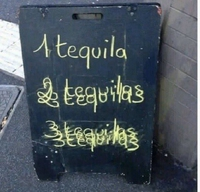 Tequila \o/