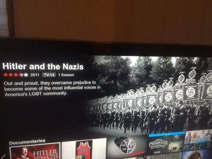 """On en apprend tous les jours ! """"Fiers, ils ont surmonté leurs préjugés pour devenir une des plus voix les plus influentes dans la communauté LGBT américaine."""""""