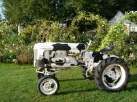 Tracteur-vache