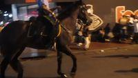 Patrouiller à la Nouvelle-Orléans à cheval