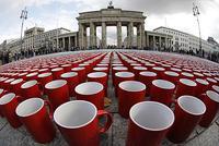 77'000 Tasses de café