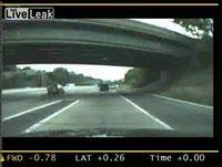 Fuyard sur l'autoroute