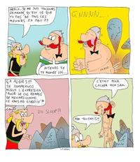 le secret d'obelix