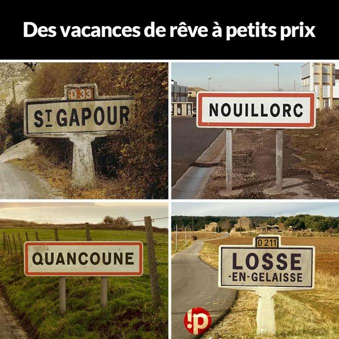 La France qui dépayse.