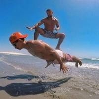 Le surfeur de gens