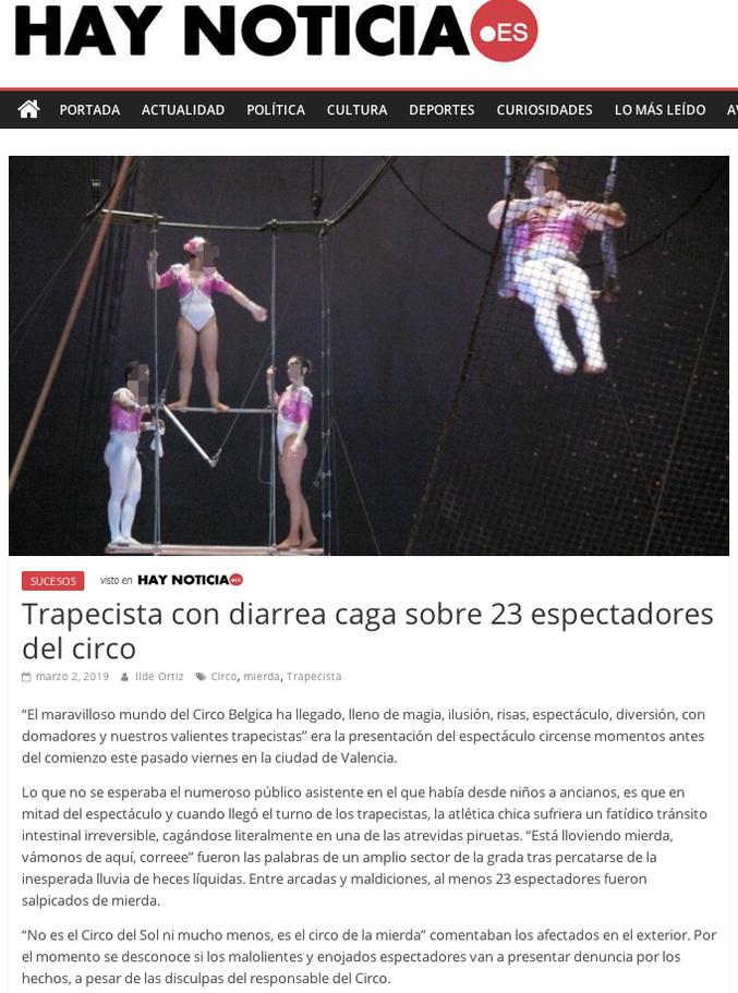 Un peu d'info pour vous faire réviser (ou découvrir) l'espagnol... Mais est-il vraiment besoin de traduire ?