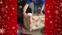 Joli cadeau de Noël