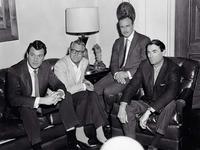 2 en étaient et le cachaient (Cary et Rock), Marlon et Gregory ont défendu leur cause...