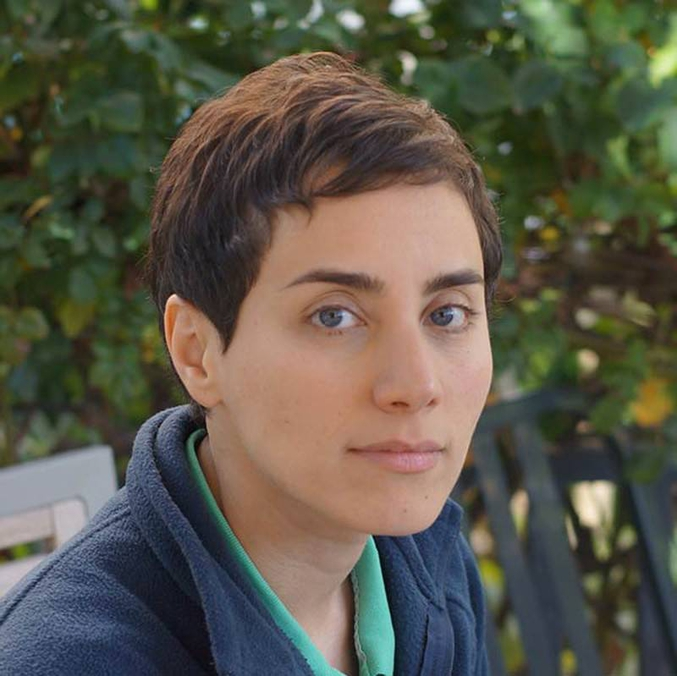 Reconnue très jeune comme surdouée, elle suit un enseignement adapté en Iran. Elle devient en août 2014 la première femme à obtenir la médaille Fields (créée en 1936), l'équivalent du Prix Nobel pour les mathématiques. Ces dernières années, elle enseignait à l'université de Stanford et était connue pour ses travaux en topologie, géométrie et géométrie des surfaces de Riemann. Elle décède à 40 ans le 15 juillet 2017 des suites d'un cancer.  Source : https://fr.wikipedia.org/wiki/Maryam_Mirzakhani