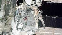 Pendant ce temps, à bord de l'ISS...