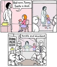Le père Noël est mort