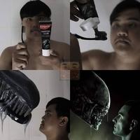 Cosplay Alien