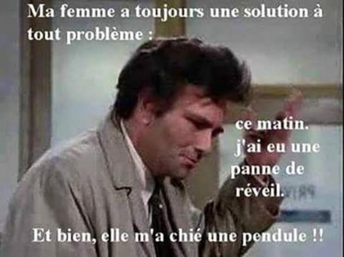 ...résoud tous les problèmes