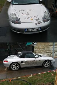 Quand on apprécie ta voiture