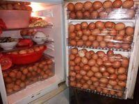 Si tu sais à qui appartient ce frigo...