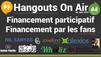 Webemission sur le financement participatif
