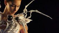 Robotic Spider Dress