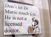 Docteur Mario