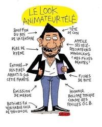 Un animateur de télé