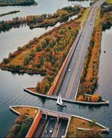Les Pays-Bas, le pays où l'on vit sous le niveau de la mer