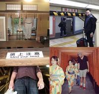 Kan tu voyages au Japon