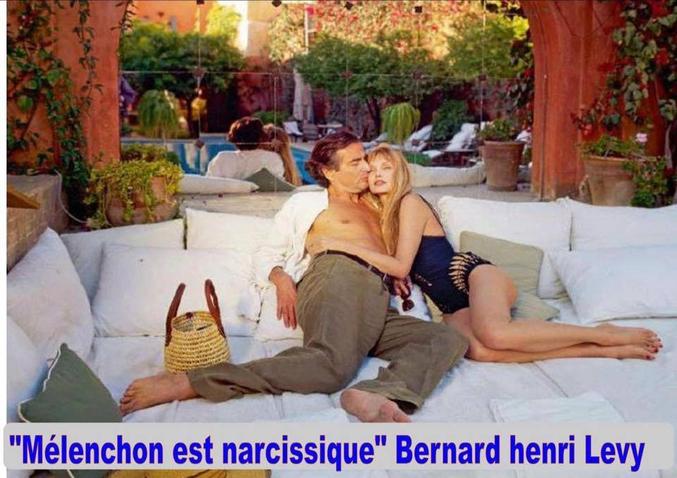 Ah ce Bernard, toujours le mot pour rire!  (la thématique fut difficile à trouver!)