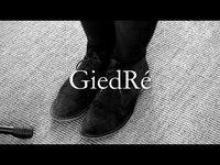 GiedRé - Jolie Chanson