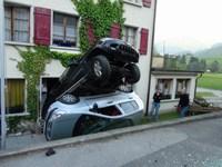Accident de voitures