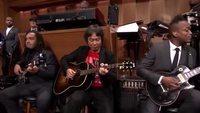Shigeru Miyamoto chez Jimmy Fallon