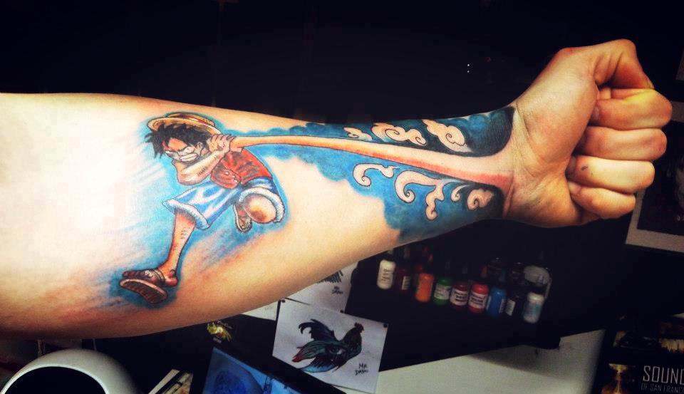 Pictures Of One Piece Tattoo 3d Www Kidskunst Info