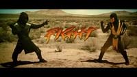 Mortal Kombat IRL