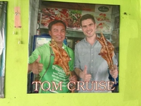 Tom Cruise was here
